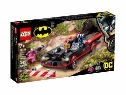 LEGO DC 76188 Klasyczny serial telewizyjny Batman™ — Batmobil™