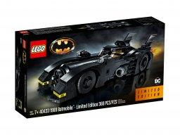 LEGO DC Comics™ Super Heroes 1989 Batmobile™ - edycja limitowana 40433