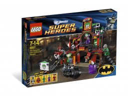 LEGO DC Comics™ Super Heroes 6857 The Dynamic Duo Funhouse Escape