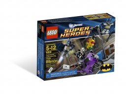 LEGO 6858 DC Comics™ Super Heroes Catwoman Catcycle City Chase