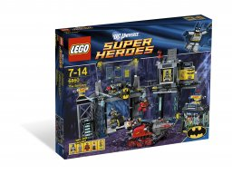 LEGO DC Comics™ Super Heroes 6860 The Batcave