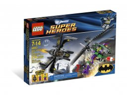 LEGO 6863 DC Comics™ Super Heroes Batwing Battle Over Gotham City