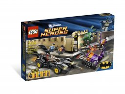 LEGO DC Comics™ Super Heroes 6864 The Batmobile and the Two-Face Chase