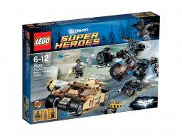 LEGO DC Comics™ Super Heroes Batman™ kontra Bane™: Pościg w Tumblerze