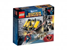 LEGO DC Comics Super Heroes Superman™: Metropolis 76002