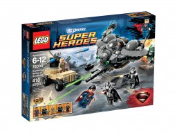 LEGO 76003 Superman™: Bitwa o Smallville