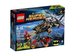 LEGO 76011 DC Comics Super Heroes Batman™: Atak Człowieka Nietoperza