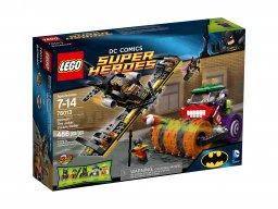 LEGO DC Comics Super Heroes 76013 Batman™: Parowy walec Jokera