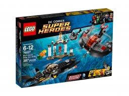 LEGO 76027 DC Comics Super Heroes Atak Czarnej Manty