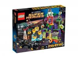 LEGO DC Comics Super Heroes Jokerland 76035