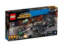 LEGO 76045 DC Comics Super Heroes Przechwycenie kryptonitu