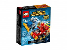 LEGO 76063 DC Comics™ Super Heroes Flash kontra Kapitan Cold
