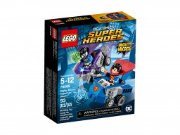 Lego DC Comics™ Super Heroes Superman™ kontra Bizarro™
