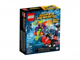 LEGO 76069 DC Comics™ Super Heroes Batman™ kontra Killer Moth™