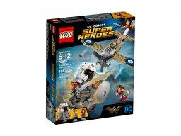 Lego DC Comics™ Super Heroes Bitwa wojowniczki Wonder Woman™
