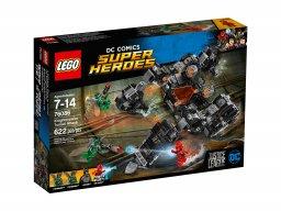 LEGO DC Comics™ Super Heroes 76086 Atak Knightcrawlera w tunelu