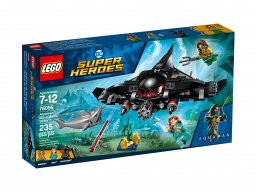 LEGO DC Comics™ Super Heroes Aquaman™: Atak Black Manty