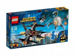 LEGO DC Comics™ Super Heroes Batman™: pojedynek z Brother Eye™ 76111