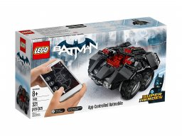 LEGO DC Comics™ Super Heroes Zdalnie sterowany Batmobil 76112