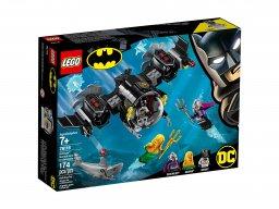 LEGO DC Comics Super Heroes Łódź podwodna Batmana™ 76116