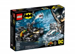 LEGO DC Comics Super Heroes Walka z Mr. Freeze'em™ 76118
