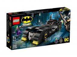 LEGO 76119 DC Comics Super Heroes Batmobile™: w pogoni za Jokerem™