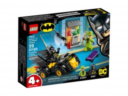 LEGO 76137 DC Comics™ Super Heroes Batman™ i rabunek Człowieka-Zagadki™