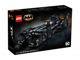 LEGO DC Comics Super Heroes 1989 Batmobile™ 76139