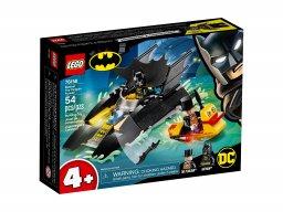 LEGO DC Comics™ Super Heroes 76158 Pościg Batłodzią za Pingwinem