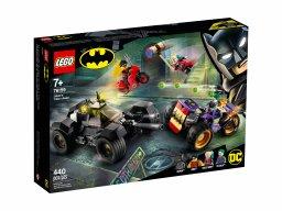 LEGO DC Comics Super Heroes 76159 Trójkołowy motocykl Jokera