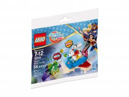 LEGO 30546 DC Super Hero Girls Krypto™ rusza na ratunek