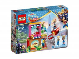LEGO DC Super Hero Girls Harley Quinn™ na ratunek 41231