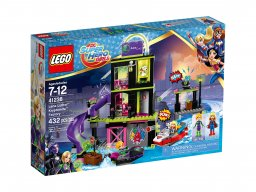 LEGO DC Super Hero Girls Fabryka Kryptomitu™ Leny Luthor™