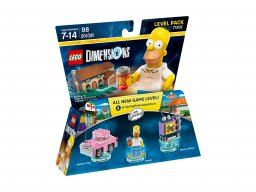 LEGO 71202 Dimensions The Simpsons™ Level Pack