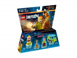 LEGO Dimensions™ Scooby-Doo!™ Team Pack 71206