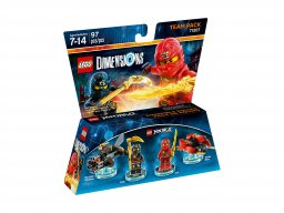 LEGO 71207 Dimensions™ NINJAGO™ Team Pack