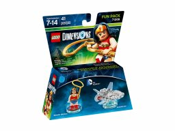 LEGO 71209 Dimensions Wonder Woman™ Fun Pack