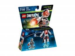 LEGO Dimensions™ Cyborg™ Fun Pack 71210