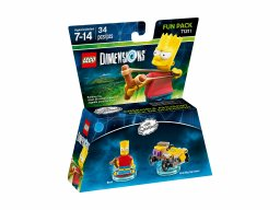 LEGO 71211 Bart Fun Pack
