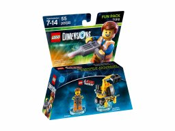 LEGO 71212 Dimensions Emmet Fun Pack