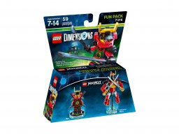 LEGO Dimensions™ Nya Fun Pack 71216