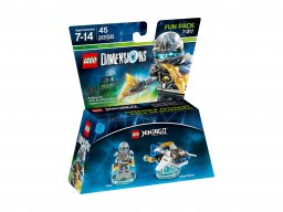 LEGO 71217 Dimensions™ Zane Fun Pack