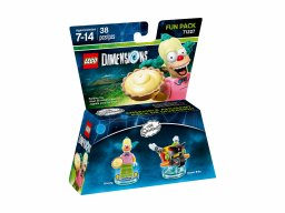 LEGO 71227 Krusty Fun Pack