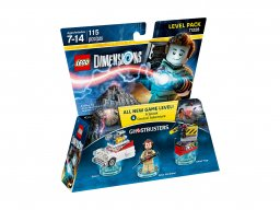 LEGO 71228 The Ghostbusters™ Level Pack