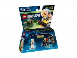 LEGO Dimensions™ Doc Brown Fun Pack 71230