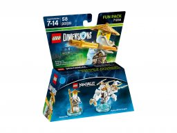 LEGO Dimensions™ Sensei Wu Fun Pack 71234