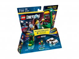 LEGO 71235 Midway Arcade™ Level Pack