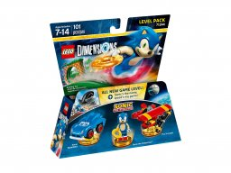 LEGO Dimensions™ Sonic the Hedgehog™ Level Pack 71244