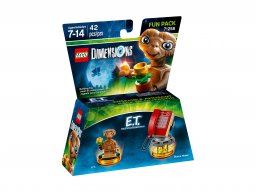 LEGO 71258 E.T. the Extra-Terrestrial™ Fun Pack