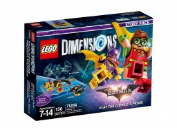 LEGO 71264 Dimensions™ THE LEGO® BATMAN MOVIE Story Pack